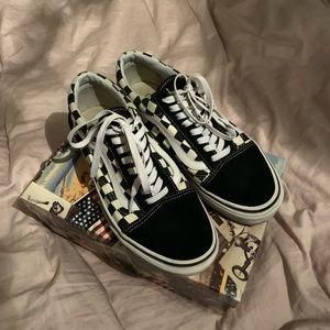 Vans Checkerboard Old Skools